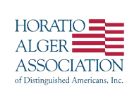 Horatio Alger Association logo color