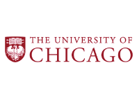 The University of Chicago logo color